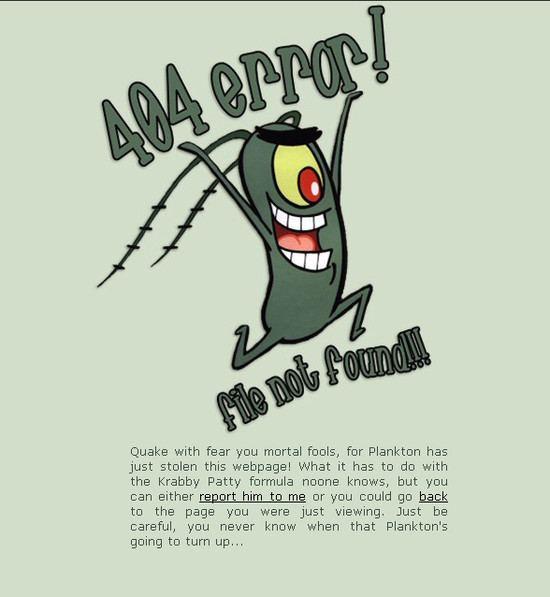 Рисунки на 404 странице